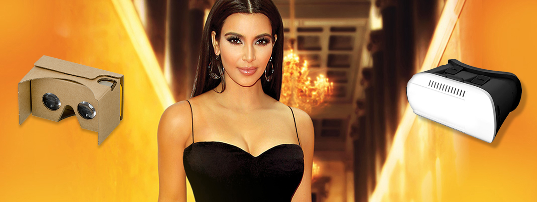Kim Kardashian VR Porn